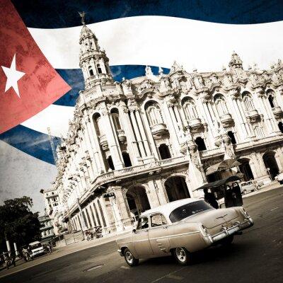 Картина Куба
