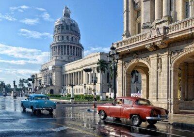Картина Куба, Гавана