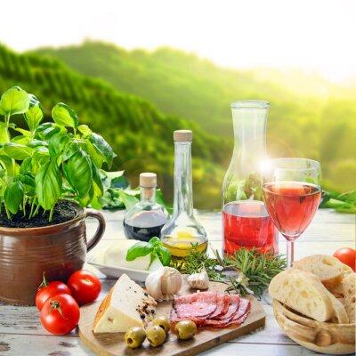 Картина Cucina Italiana