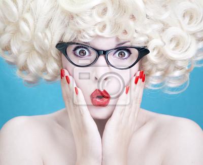 Картина Симпатичные блондинки