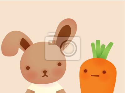 Милый кролик и история