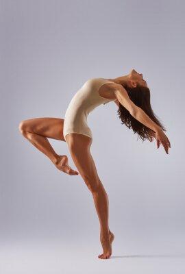 Картина танцор балерина