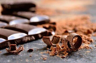 Картина Dark chocolate