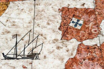 Картина Decorazioni a Lisbona 2