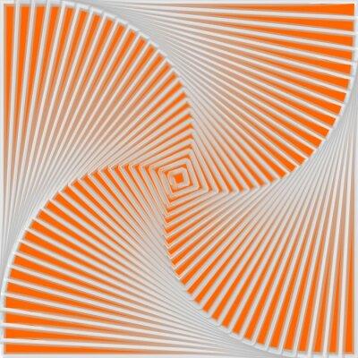 Картина Дизайн красочные вертеть движение иллюзия фон