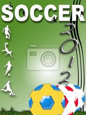 Diseño fútbol 2012.