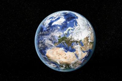 Картина Элементы предоставленную NASA этой фотографии