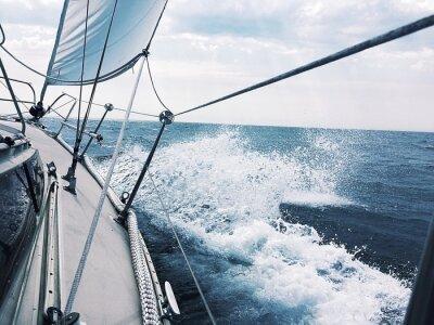 Картина Свобода в Северном море