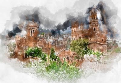 Картина Испания