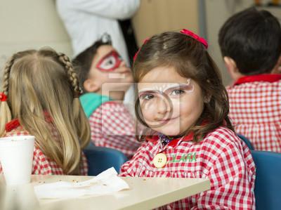 Disfraces En La Escuela
