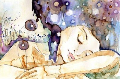 Картина marzenia Senne