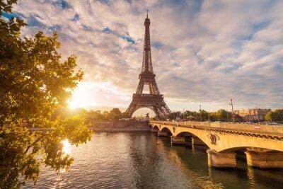Картина Eiffelturm в Париже