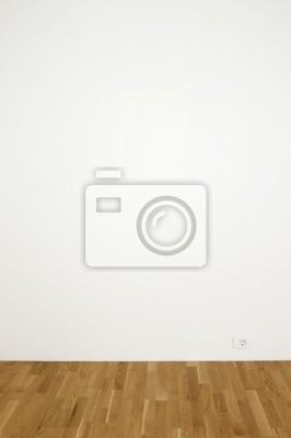 Пустой белой стене