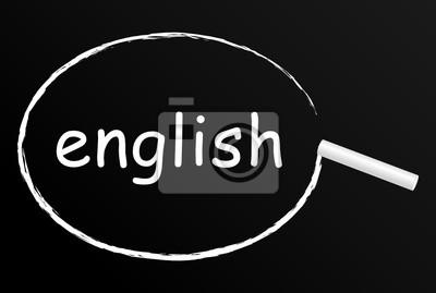 Картина Английский