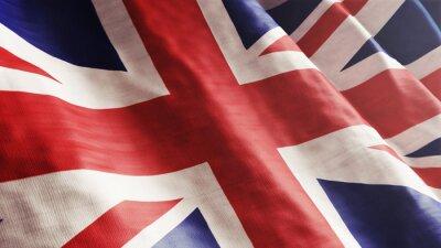 Картина Английский флаг