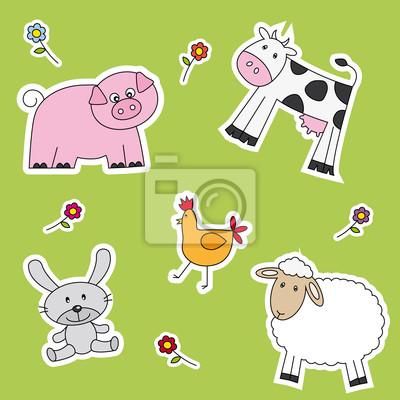 Animales де Granja