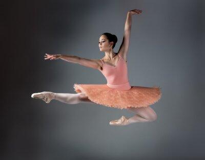 Картина Женский балерина