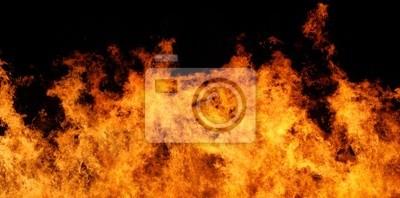 огонь панорама файл XXL