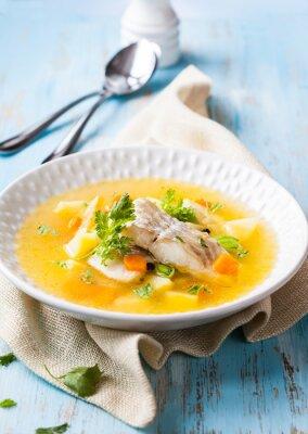 Картина Рыбный суп