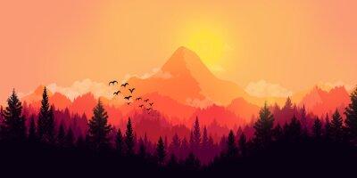 Картина Квартира пейзаж