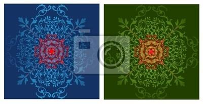 цветочный фон вектор