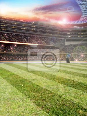 футбольного стадиона