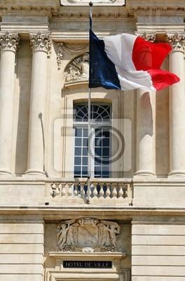 Drapeau французский