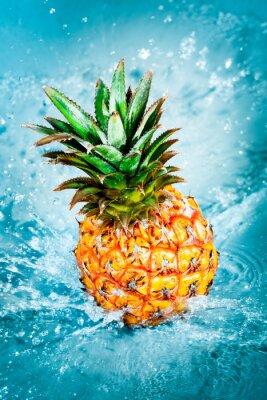 Картина Свежий ананас