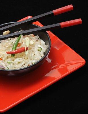 Картина Свежий помело тайский салат
