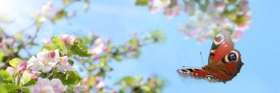 Картина весна 357