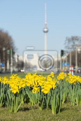 Картина Frühling в Берлине