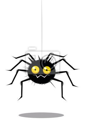 Забавный паук