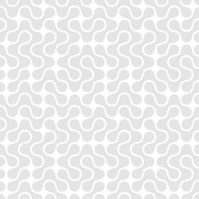 Картина Геометрическая бесшовные модели. Векторная иллюстрация