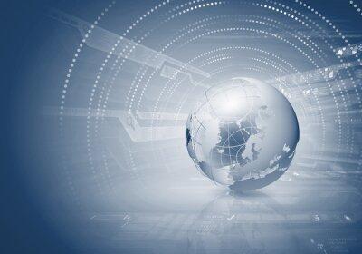 Картина Глобализация концепция