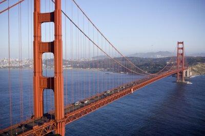 Картина Мост Золотые Ворота
