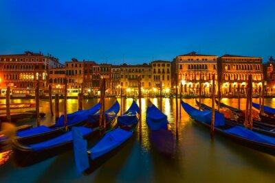 Картина Гондола на Гранд-канал, Венеция, Италия