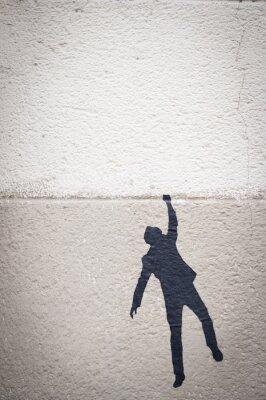Картина Граффити Personnage