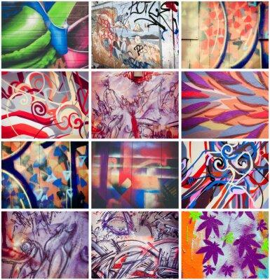Картина Граффити COLORES