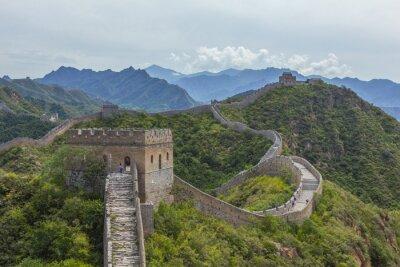 Картина Great Wall of China JinShanLing