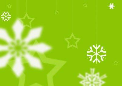 Зеленый Рождественский