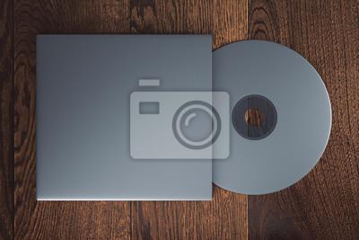 Картина Серый CD