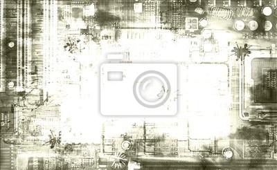 Картина гранж 3