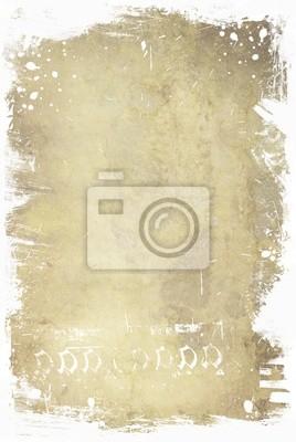Картина гранж BG