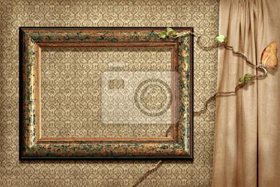 Гранж кадр на гранж Wallpape