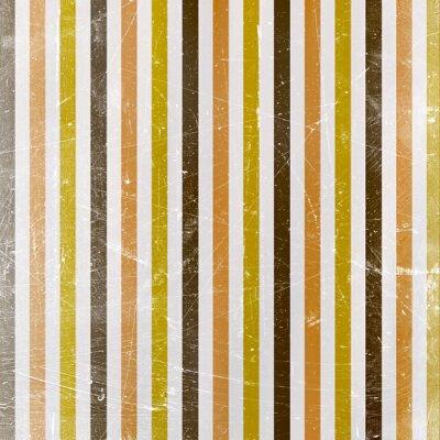 Картина Grunge pattern. Vintage striped background.