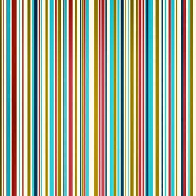 Картина Grunge pattern. Vintage striped background. Retro stripe pattern. Seamless stripe pattern in retro style.