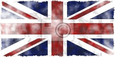 Картина гранж UK