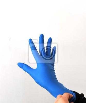 Guanto Blu