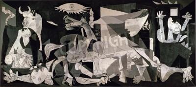 Картина Guernica of Pablo Picasso