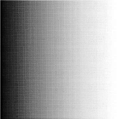 Картина Растровых точек градиент в формате вектора